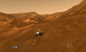 Nasa tem prova da presença de água em dois planetas do Sistema Solar
