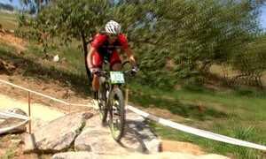 Rio faz evento-teste de mountain bike e BMX para os Jogos Olímpicos