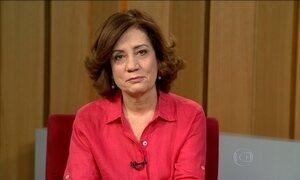 Miriam Leitão comenta queda nas vendas do comércio