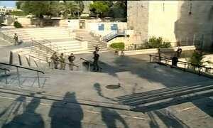 Dois suspeitos de terrorismo são presos em Israel após perseguição policial
