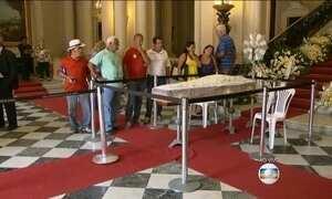 Miele é velado na Câmara dos Vereadores do Rio