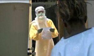 Fragmentos do vírus ebola podem continuar no organismo por nove meses