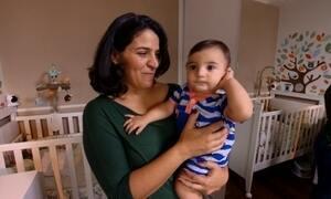 Sociedade de Pediatria alerta para perigo de bebê cair do trocador