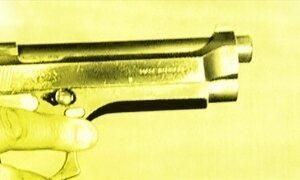 Equipamento de tiro recreativo vira submetralhadora na mão de bandidos