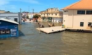 Prefeitura de Porto Alegre decreta situação de emergência por causa da chuva