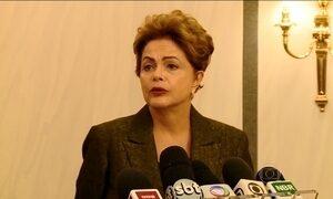 Em visita a Suécia, Dilma faz forte defesa do ministro Joaquim Levy