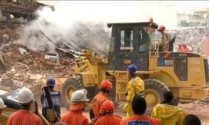 Vazamento de gás é causa mais provável pra explosão no Rio