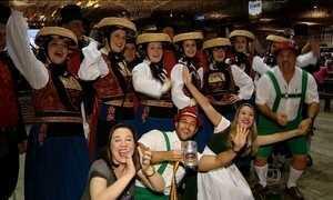 Oktoberfest deve receber mais de 500 mil pessoas em Blumenau