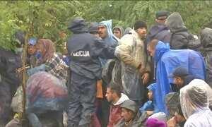 Croácia decide autorizar a entrada de milhares de imigrantes