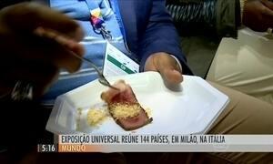 Churrasco brasileiro é destaque na Exposição Universal em Milão