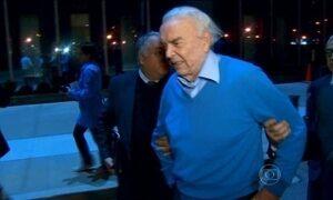 Ex-presidente da CBF José María Marin ficará em prisão domiciliar nos Estados Unidos