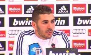 Atacante Benzema é preso na França