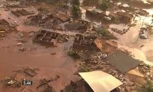 'Parecia filme de terror', diz vítima de acidente com barragens em MG