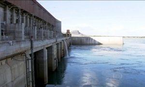 Águas do reservatório de Sobradinho atingem o nível mais baixo da história