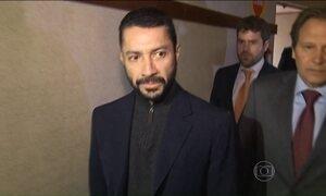 Justiça ouve pela primeira vez o depoimento de Fernando Baiano