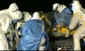 Paciente com suspeita de ebola tem 1º exame negativo