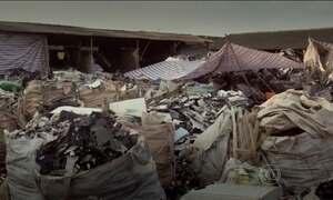 Países exportam lixo eletrônico para outros em vez de reciclar