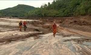 Encontrado mais um corpo perto da barragem que se rompeu em Minas