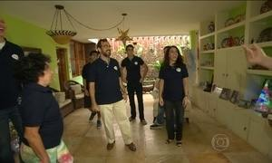 Família comemora vagas de voluntários nas Olimpíadas do Rio