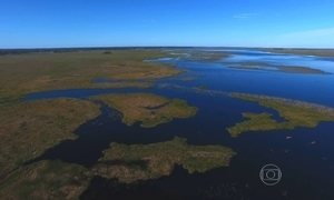 Paraguai possui uma das maiores reservas de água da América do Sul