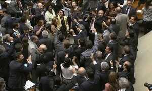 Pedido de impeachment de Dilma foi apresentado por partidos de oposição