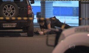 Polícia do DF desativa bomba embaixo de carro na cidade de Sobradinho