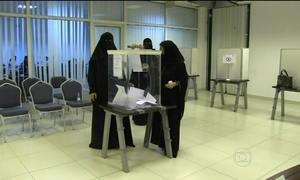 Mulheres são eleitas em votação na Arábia Saudita