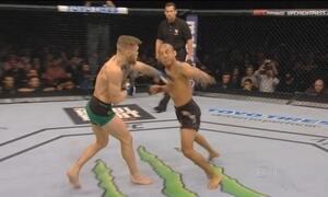 José Aldo quer revanche contra Conor McGregor