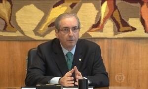 Procurador-geral pede ao STF o afastamento de Cunha da Câmara