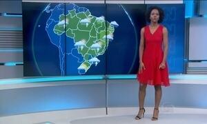 Último sábado do ano será de chuva na região Sul