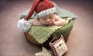 Fotógrafa presenteia famílias pobres com ensaio fotográfico de bebês