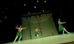 Escola de balé em Santa Maria ajuda a superar traumas e perdas
