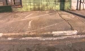 Bandidos roubam banca de jornal em São Paulo