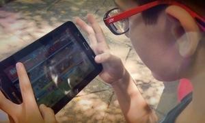 Saúde infantil pode ser prejudicada por uso de aparelhos eletrônicos