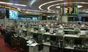 Bolsas da Ásia têm mais um dia de queda
