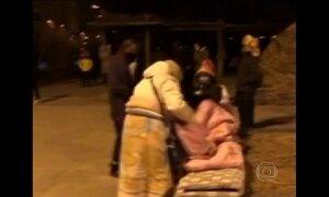 Terremoto de 6.4 graus atinge a China