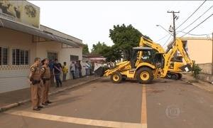 Polícia do Paraná prende quadrilha que roubou 22 bancos nos últimos 12 meses
