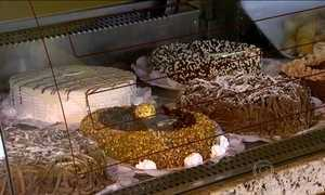 Alta do açúcar faz subir preços de doces e biscoitos