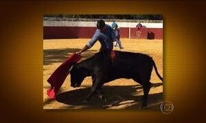 Toureiro que enfrentou touro com filha bebê no colo pode ser processado na Espanha