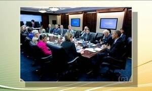 Obama se reúne com equipes de segurança e saúde para discutir o zika