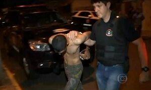 Polícia Civil prende 41 suspeitos de tráfico de drogas no interior de SP
