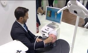 Feira em SP aposta em tecnologia para acabar com o medo de dentista