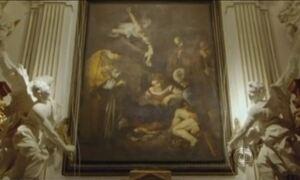 Tela de Caravaggio é recriada por especialistas europeus