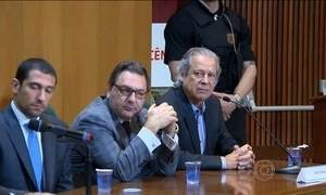 José Dirceu vai ser interrogado por Sérgio Moro na Lava Jato