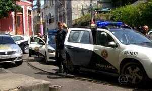 Homem é morto depois da passagem de bloco em Santa Teresa, no Rio