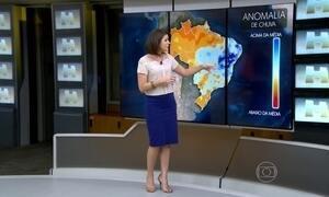 São Paulo tem a manhã mais quente do ano nesta segunda-feira (1º)
