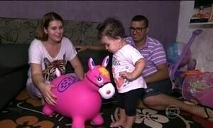 Acidente com bebê detona operação contra brinquedos piratas em SP