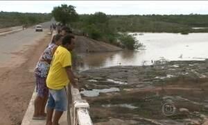 Chuva no sertão de Pernambuco não reverte efeitos de cinco anos de seca