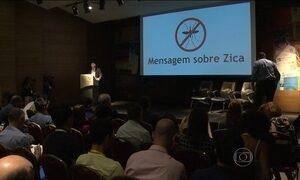 Zika vírus domina encontro do comitê organizador das Olimpíadas