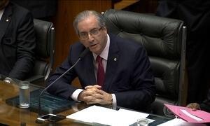 Processo que pode cassar Cunha volta praticamente à estaca zero